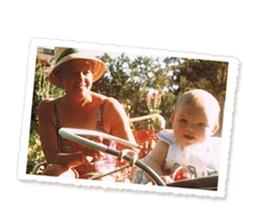 Oma als Inspiration